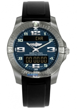 Breitling Aerospace Evo Mens watch, model number - e7936310/c869-1pro2t, discount price of £2,460.00 from The Watch Source