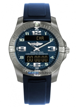 Breitling Aerospace Evo Mens watch, model number - e7936310/c869-3pro2t, discount price of £2,260.00 from The Watch Source