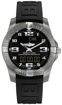 Breitling Aerospace Evo Mens watch, model number - e7936310/bc27-1pro3d, discount price of £2,380.00 from The Watch Source