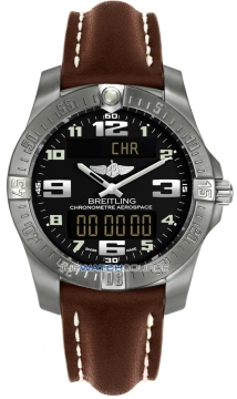 Breitling Aerospace Evo Mens watch, model number - e7936310/bc27-2ld, discount price of £2,370.00 from The Watch Source