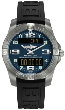 Breitling Aerospace Evo Mens watch, model number - e7936310/c869-1pro3t, discount price of £2,180.00 from The Watch Source