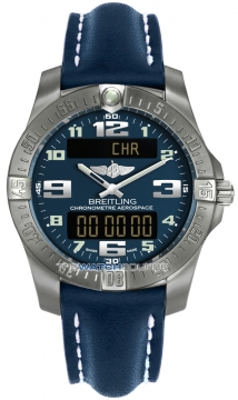 Breitling Aerospace Evo Mens watch, model number - e7936310/c869-3ld, discount price of £2,370.00 from The Watch Source