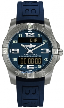 Breitling Aerospace Evo Mens watch, model number - e7936310/c869-3pro3d, discount price of £2,380.00 from The Watch Source