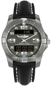 Breitling Aerospace Evo Mens watch, model number - e7936310/f562-1lt, discount price of £2,279.00 from The Watch Source