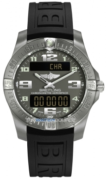 Breitling Aerospace Evo Mens watch, model number - e7936310/f562-1pro3d, discount price of £2,380.00 from The Watch Source