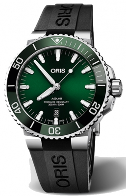 Oris Aquis Date 39.5mm 01 733 7732 4157-07 4 21 64FC watch