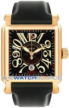 Franck Muller Conquistador Cortez 10000 K SC RG Black  watch