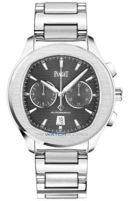 Piaget Polo S Chronograph 42mm g0a42005 watch