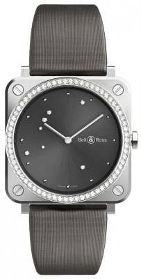 Bell & Ross BR S Quartz 39mm BRS-ERU-ST-LGD/SCA watch