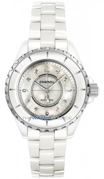 Chanel J12 Automatic 38mm Ladies watch, model number - h2423, discount price of £4,015.00 from The Watch Source