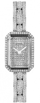Chanel Premiere Ladies watch, model number - h2437, discount price of £38,550.00 from The Watch Source