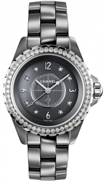 Chanel J12 Quartz 33mm Ladies watch, model number - h2565, discount price of £8,925.00 from The Watch Source