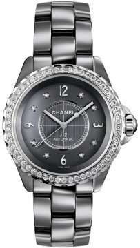 Chanel J12 Automatic 38mm Ladies watch, model number - h2566, discount price of £10,645.00 from The Watch Source