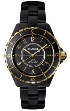Chanel J12 Automatic 42mm Midsize watch, model number - h2918, discount price of £14,960.00 from The Watch Source