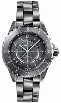 Chanel J12 Automatic 42mm Midsize watch, model number - h2934, discount price of £3,525.00 from The Watch Source