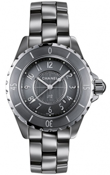 Chanel J12 Quartz 33mm Ladies watch, model number - h2978, discount price of £3,400.00 from The Watch Source