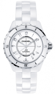 Chanel J12 Automatic 42mm Midsize watch, model number - h2981, discount price of £3,200.00 from The Watch Source