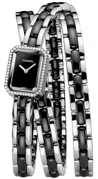 Chanel Premiere Ladies watch, model number - h3058, discount price of £6,140.00 from The Watch Source