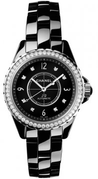 Chanel J12 Automatic 38mm Ladies watch, model number - h3109, discount price of £9,920.00 from The Watch Source