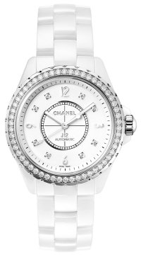 Chanel J12 Automatic 38mm Ladies watch, model number - h3111, discount price of £9,987.00 from The Watch Source