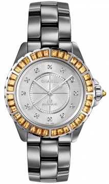 Chanel J12 Automatic 38mm Ladies watch, model number - h3125, discount price of £25,710.00 from The Watch Source