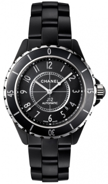Chanel J12 Automatic 42mm Midsize watch, model number - h3131, discount price of £3,525.00 from The Watch Source
