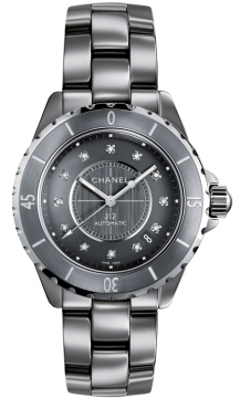 Chanel J12 Automatic 38mm Ladies watch, model number - h3242, discount price of £4,080.00 from The Watch Source