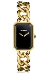 Chanel Premiere h3257 watch
