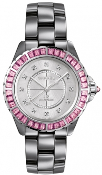 Chanel J12 Automatic 38mm Ladies watch, model number - h3295, discount price of £25,710.00 from The Watch Source