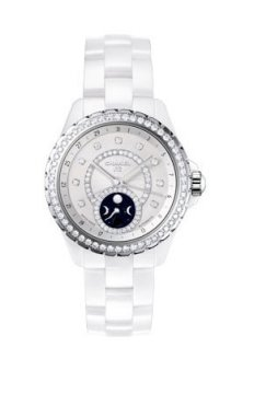 Chanel J12 Automatic 38mm Ladies watch, model number - h3405, discount price of £12,835.00 from The Watch Source