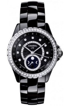 Chanel J12 Automatic 38mm Ladies watch, model number - h3407, discount price of £12,835.00 from The Watch Source