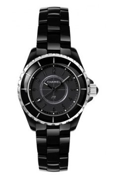Chanel J12 Quartz 33mm Ladies watch, model number - h3828, discount price of £2,865.00 from The Watch Source