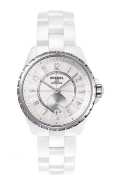 Chanel J12 Automatic 36.5mm Ladies watch, model number - h3837, discount price of £3,185.00 from The Watch Source