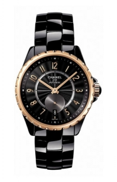 Chanel J12 Automatic 36.5mm Ladies watch, model number - h3838, discount price of £6,160.00 from The Watch Source