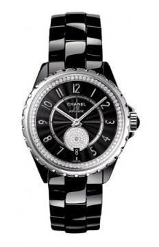 Chanel J12 Automatic 36.5mm Ladies watch, model number - h3840, discount price of £7,820.00 from The Watch Source