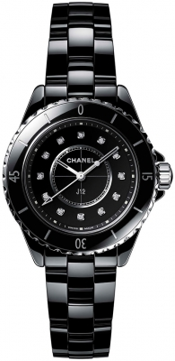 Chanel J12 Quartz 33mm h5701 watch