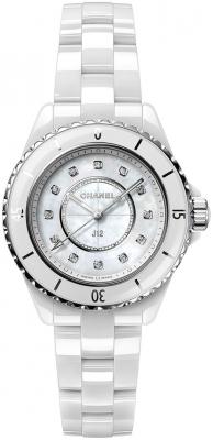 Chanel J12 Quartz 33mm h5704 watch
