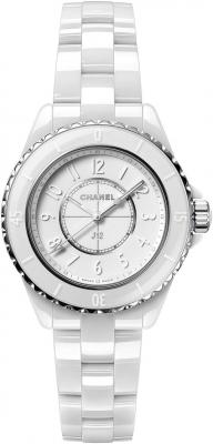 Chanel J12 Quartz 33mm h6345 watch