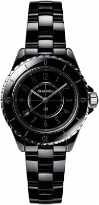 Chanel J12 Quartz 33mm h6346 watch