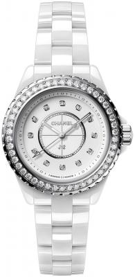 Chanel J12 Quartz 33mm h6418 watch