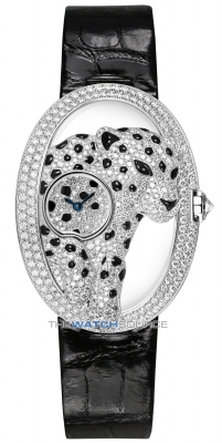 Buy this new Cartier Panthere Ajouree de Cartier hpi00656 ladies watch for the discount price of £85,000.00. UK Retailer.