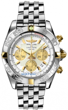 Breitling Chronomat 44 Mens watch, model number - IB011012/a696-ss, discount price of £6,600.00 from The Watch Source