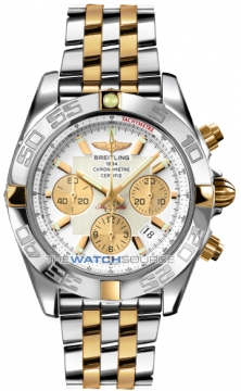 Breitling Chronomat 44 Mens watch, model number - IB011012/a696-tt, discount price of £7,840.00 from The Watch Source