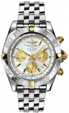 Breitling Chronomat 44 IB011012/a697-ss watch