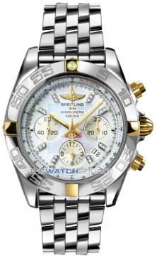 Breitling Chronomat 44 Mens watch, model number - IB011012/a698-ss, discount price of £8,410.00 from The Watch Source
