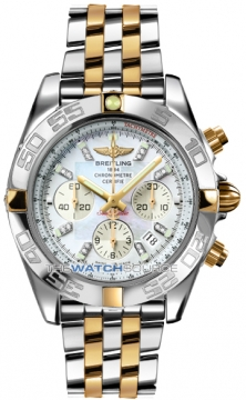 Breitling Chronomat 44 Mens watch, model number - IB011012/a698-tt, discount price of £9,640.00 from The Watch Source