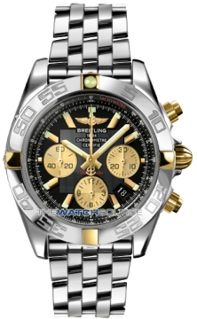 Breitling Chronomat 44 Mens watch, model number - IB011012/b968-ss, discount price of £6,600.00 from The Watch Source