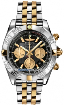 Breitling Chronomat 44 Mens watch, model number - IB011012/b968-tt, discount price of £7,840.00 from The Watch Source