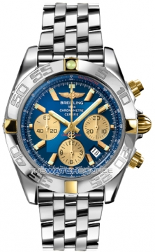 Breitling Chronomat 44 Mens watch, model number - IB011012/c790-ss, discount price of £6,600.00 from The Watch Source
