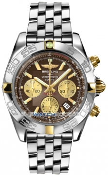 Breitling Chronomat 44 Mens watch, model number - IB011012/q576-ss, discount price of £6,600.00 from The Watch Source